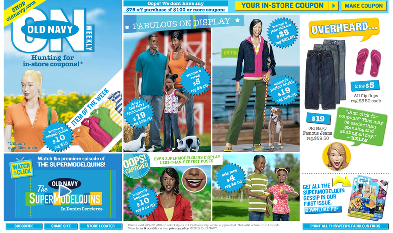 Old Navy Weekly Ad Circular